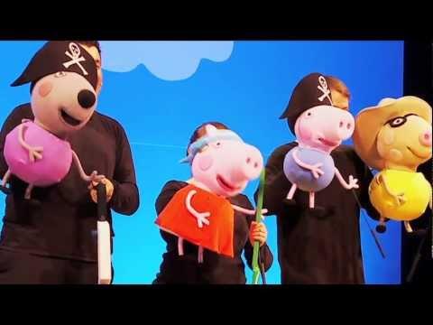 Peppa Pig's Treasure Hunt - Festival Theatre, Edinburgh