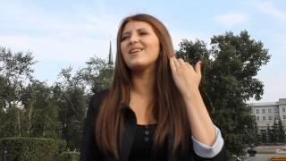 Кристина Михайлова- Безумно можно быть первым(Cover Homie)