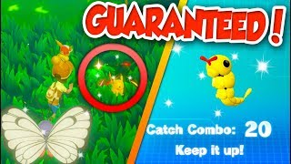 HOW TO FIND GUARANTEED SHINY POKÉMON in Pokémon Let's Go!