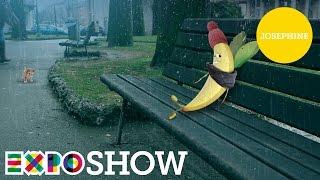 Josephine, la banana matura