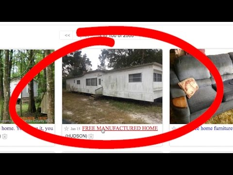 FREE HOUSE ON CRAIGSLIST! | OmarGoshTV