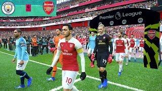 Manchester City vs Arsenal - Premier League 3 February 2019 Prediction