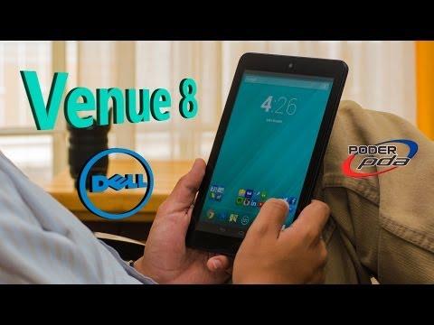 Dell Venue 8 - Análisis en Español HD