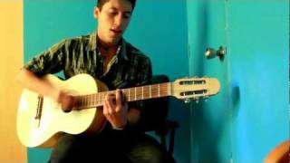 Teddy geiger - For you I will (Confidence)  Acoustic Cover by Sack.