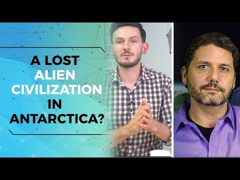 Corey Goode Explains ET & Lost Civilization Cover-up In Antarctica