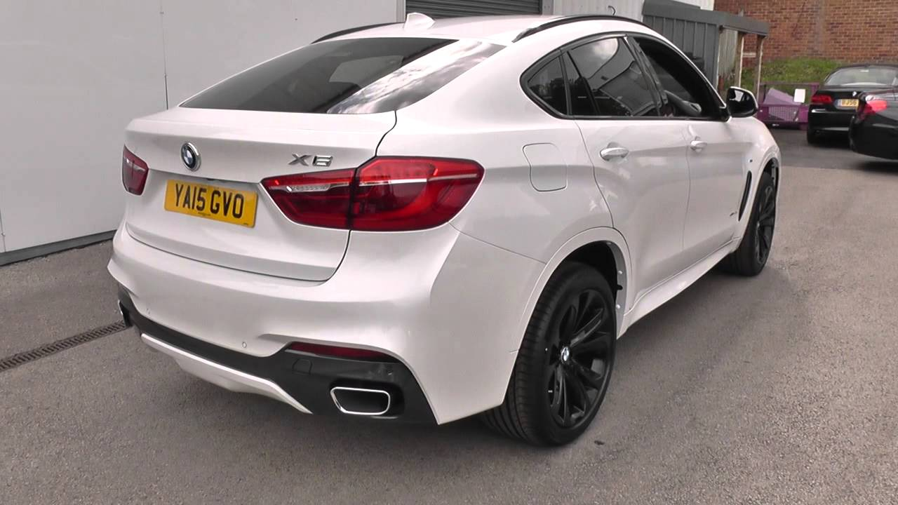 bmw x6 xdrive40d m sport 5dr step auto u27844 youtube. Black Bedroom Furniture Sets. Home Design Ideas