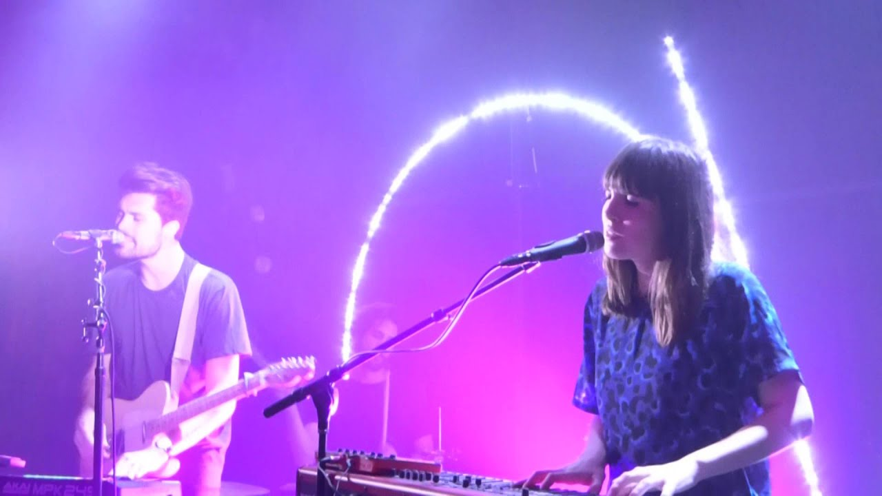 Image result for oh wonder live