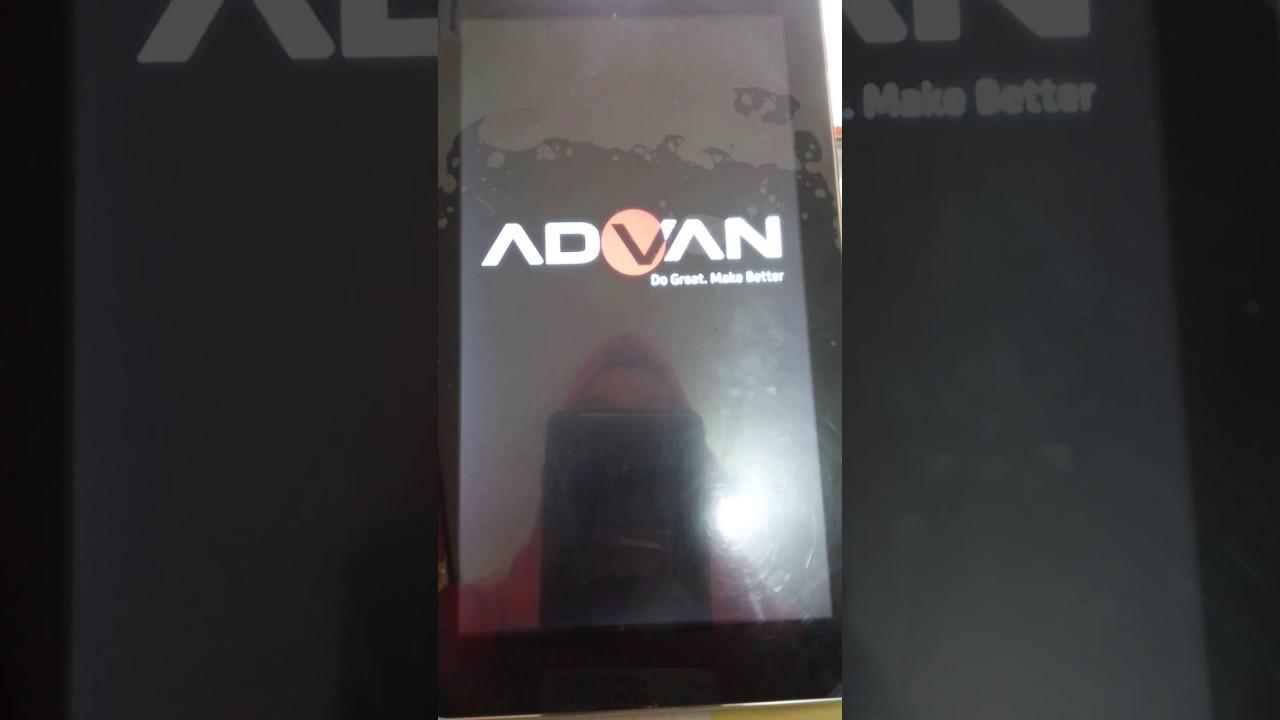 Hard Reset Tablet Advan X7 Plus