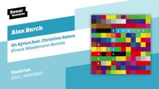 Alex Barck - Oh Africa feat. Christine Salem (Frank Wiedemann Remix)