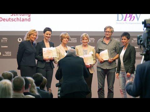 Lehrerpreis 2016: Eindrücke von der Preisverleihung