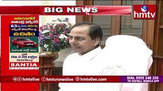 కేసీఆర్  తో మంత్రి పువ్వాడ భేటీ | hmtv Telugu News