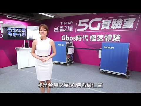 【台灣之星】4G VS 5G測速給你看!