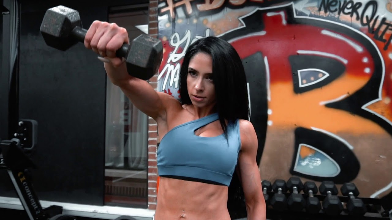Amber J Fitness workout at BUILT Fitness | Downingtown, PA