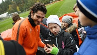 A+ Academy in Shakhtar's training
