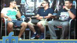 Rap Fest Radio - Episode #108 - RIch Perez / Christ Crucified Church