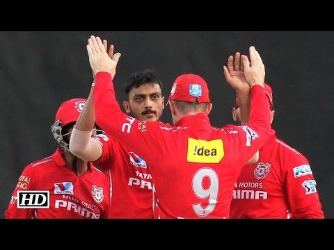 IPL9 KXIP vs GL: Axar Patel takes hat-trick | Punjab thrashes Gujarat