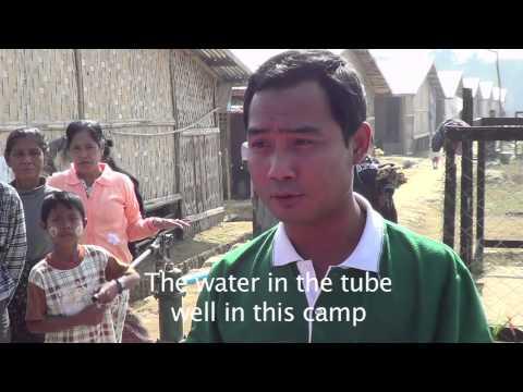 Myanmar, Rakhine.