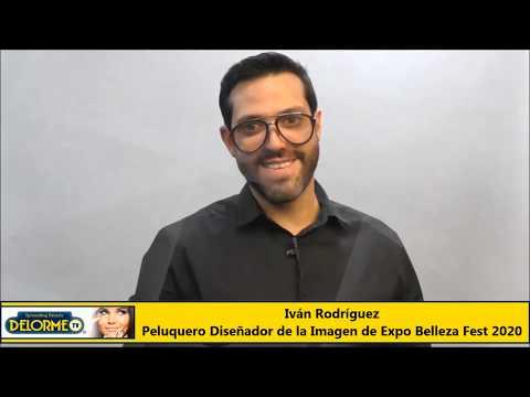 Iván Rodíguez - Expo Belleza Fest 2020.