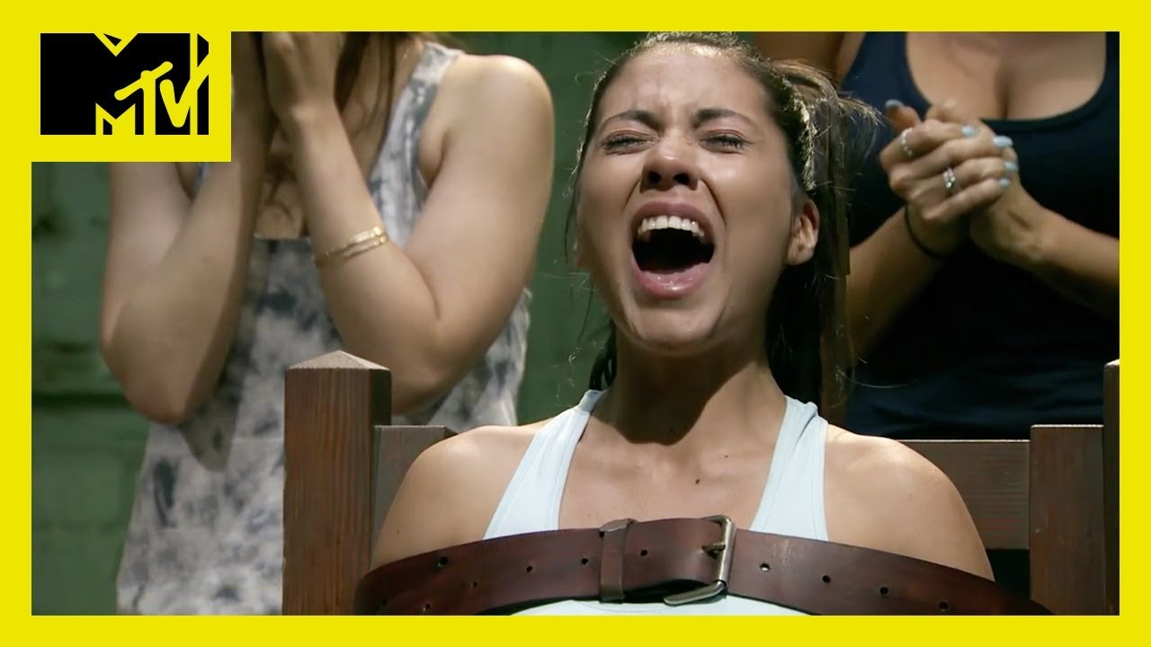 Electric Chair, Live Wires, & More SHOCKING 'Fear Factor' Challenges | MTV Ranked