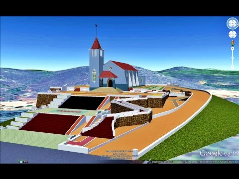 HISTORICAL PLACES OF ANGOLA  IN GOOGLE EARTH