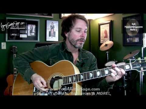 YGSGuitarLessons - Swing Strumming Rhythms - Beginner Acoustic Guitar Lesson
