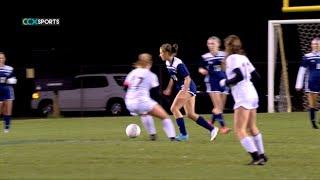 Roseville vs. Champlin Park Section 5AA Girls Soccer Final