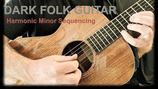 Dark Folk Guitar - Harmonic Mi…