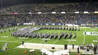 University of Connecticut Marching Band 11/11/2010