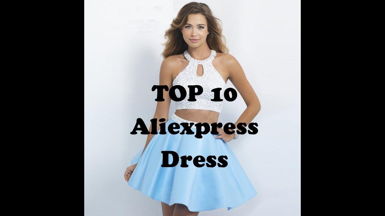 3417256fdf9 Top 10 nejprodávanejších šatů z AliExpress - Bestselling Dresses ...
