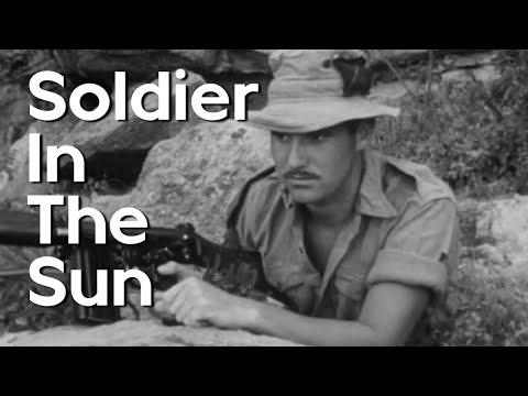 Soldier in the Sun (1964) Aden/Yemen BBC