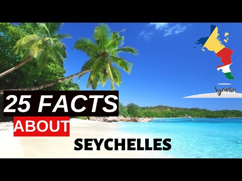 Seychelles - 25 Interesting Facts About the Seychelles Islan
