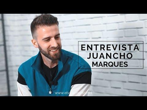 """JUANCHO MARQUÉS """" No Quiero Que Juancho Marqués Sea Un Producto """" ÁLBUM UNO   ENTREVISTA"""