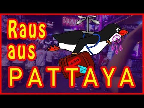 Raus Aus Pattaya   Corona Virus Epidemie