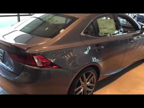 2016 Lexus IS   Baton Rouge   Vehicle Walkthrough
