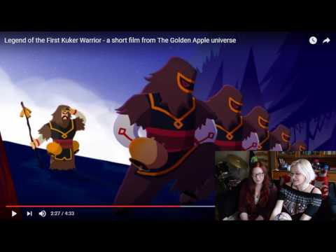The Golden Apple Multinational Reactions Part 2 - The Trailer, The Short Film, The Soundtrack