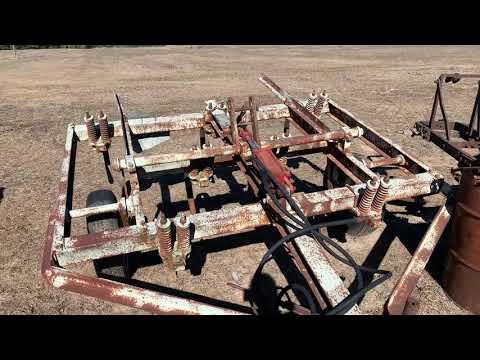 My Grandpa's Old Farm Equipment