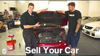 Detail and Sell Your Car: Drive Clean(, 2016-02-17T22:52:02.000Z)