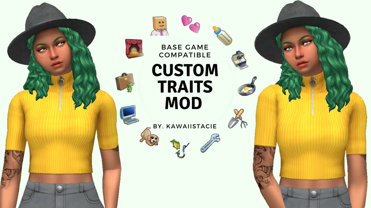 Social Media Mod by kawaiistacie The Sims 4 Download t
