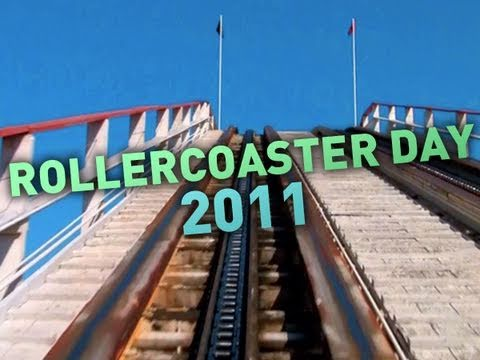 Announcing: Rollercoaster Day 2011!