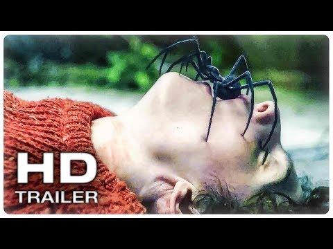 НЯНЯ Русский Трейлер #1 (Субтитры, 2020) Маккензи Дэвис Horror Movie HD