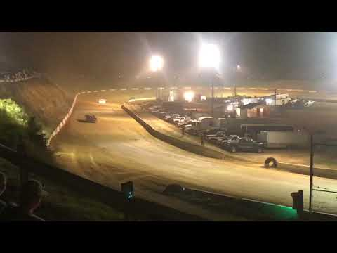 Super late model feature at Princeton Speedway August 17 2019