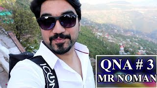 Pakistani Drama Analyst MR NOMAN ALEEM QNA#3 | How Many Girl Friends?