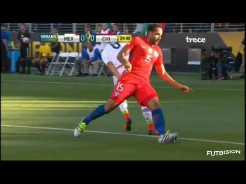 Mexico Vs Chile Cuartos Final Copa America Centenario 2016 18 06 16 Partido Completo Tv Azteca Youtube