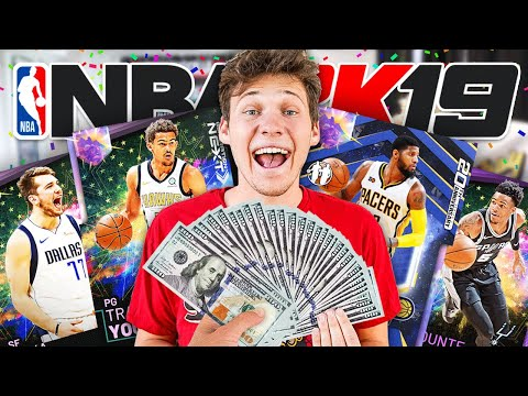 What Does SPENDING $500 On NBA 2K19 Packs Get You?