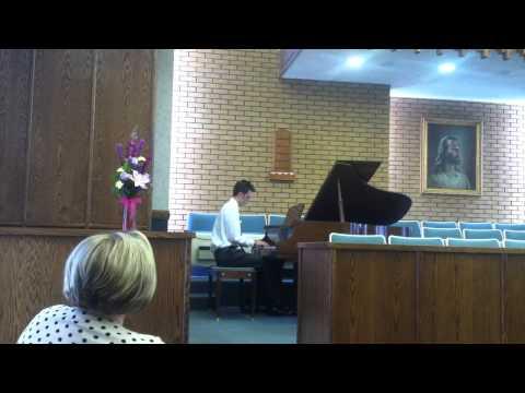 Martin Owen Last Piano Recital