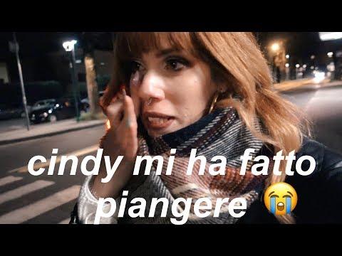 CINDY MI HA FATTO PIANGERE!!! | Weekly-Vlog Pt.1 #40