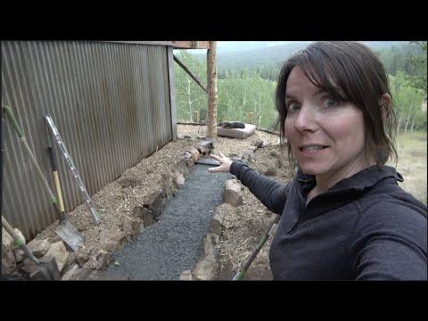 rock-wall-terraced-garden-landscaping-takes-shape