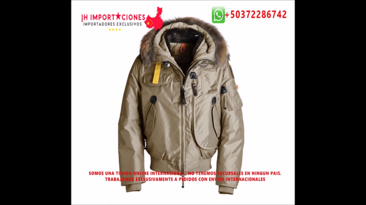 parajumpers fake vs real