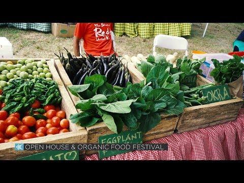 Open House & Organic Food Festival by Cebu Farmers Market
