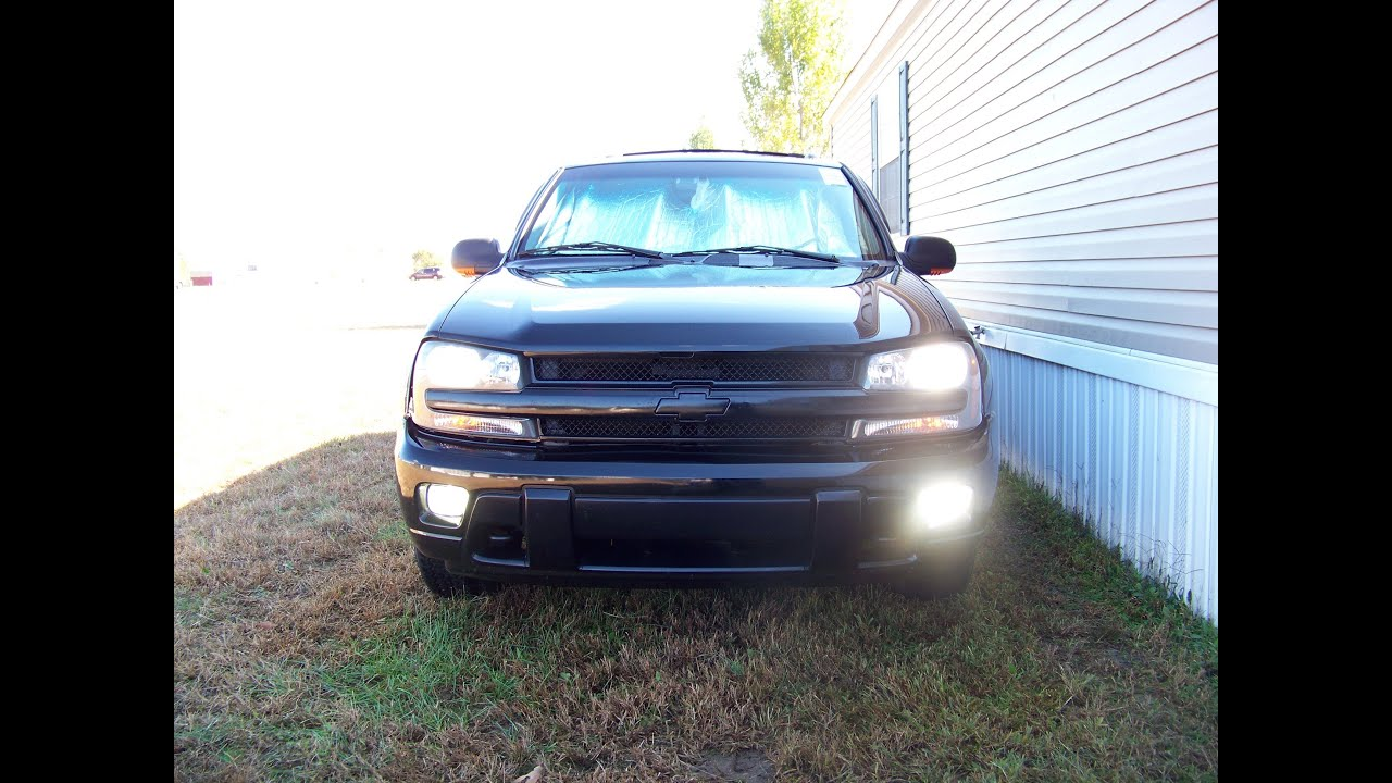 hight resolution of trailblazer mod auto on fogs that can be turned off with the factory fog light switch